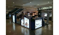 江海广场——商场房产展位搭建