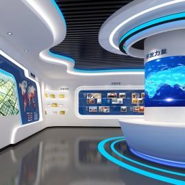 企业展厅设计需要着重的两点是什么