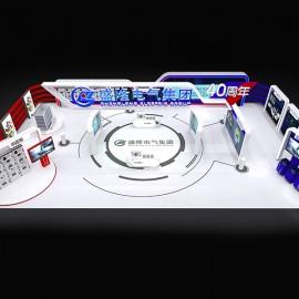 企业展厅设计有何侧重点呢