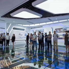 企业展厅布置需求有哪些呢?