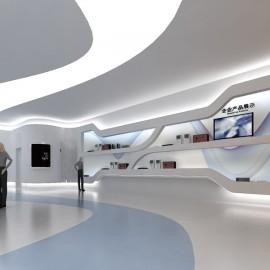 广州展厅设计包括五点设计