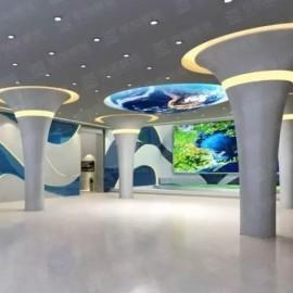 广州展厅设计装修的实用技巧