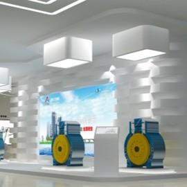 企业展厅设计装修的特征