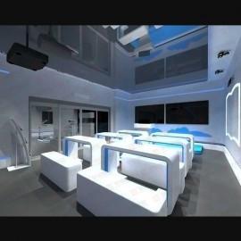色彩在展厅设计里的搭配应用极其关键
