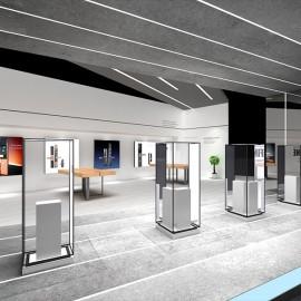展厅设计的总投资成本水平