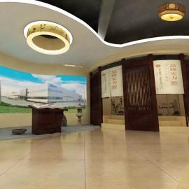 中海铂樾府城市展厅绽放南通/展厅设计公司哪家好