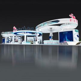 广州展厅设计装修展示空间的三种限定方法