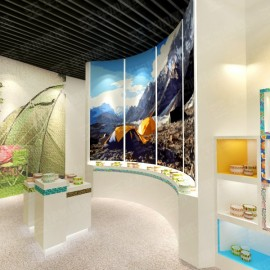 龙湖首开·云峰原著 开设3大城市巡展厅