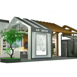 关于展厅中式装修风格的设计要素