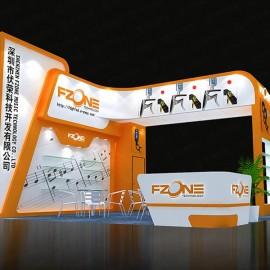 参展注意事项有哪些/广州展览设计公司