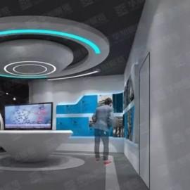 展厅设计的视觉效果的理想状态