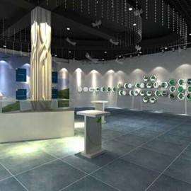 企业展厅设计4大用色技巧