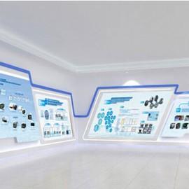 展厅设计在视觉上的技术运用