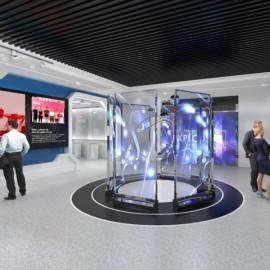 企业展厅设计与传统博览会之间有哪些差异呢