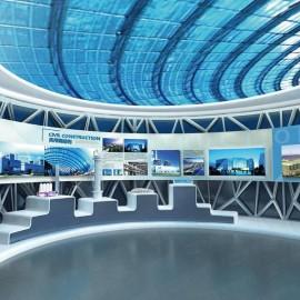 企业展厅设计装修的重要性