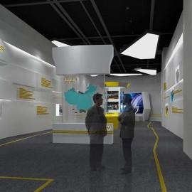 展厅设计进行要体现专业哪些技巧呢?