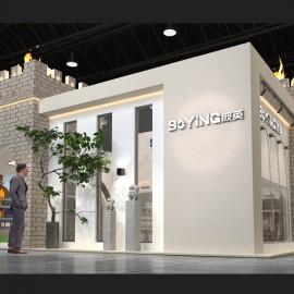 广州展厅设计构件说明