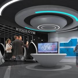 如何突出企业展厅装修的理念设计思路