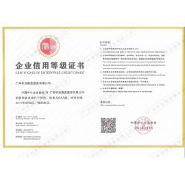 AAA体系认证