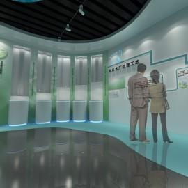 简析广州展厅装修设计几大基本要点
