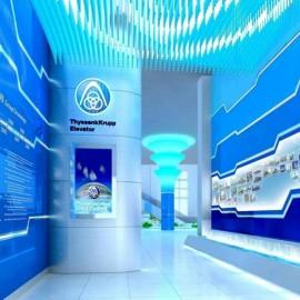 展厅设计装修可以对企业产生好的影响