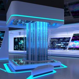 广州展厅设计公司介绍展厅装修的注意事项