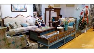 2015畢加展覽展臺亮相第36屆上海家具展