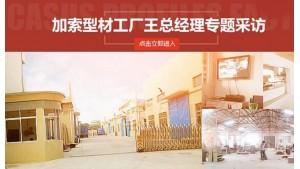 888大奖娱乐城_毕加加索型材工厂王总经理专题采访