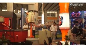 广州基石工业接受毕加展览采访