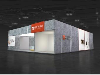 广州展台设计时的选材方法