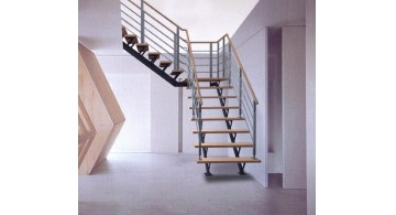 如何对展台搭建二层楼钢楼进行质量验收