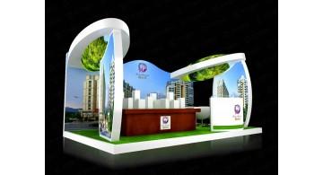 展览制作工厂如何对展台三构造进行验收