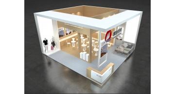 展台设计搭建怎样将灯光效果发挥的淋漓尽致