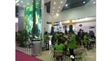 走进2016第44届中国广州国际美博会,毕加打造美美哒