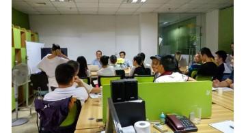 绿色环保展台培训