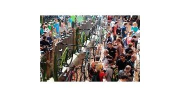 展台制作工厂带您看:自行车电动车展南北大PK 北京展与上海展谁强谁弱?