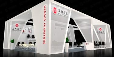 上海展臺設計搭建軟裝必不可少