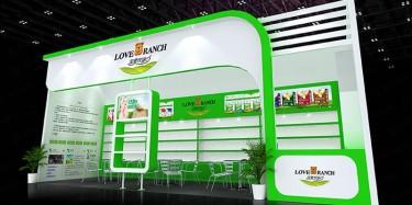 展览会展台设计和搭建的常见形式