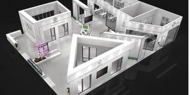 展台设计搭建材料的环保与防火性能