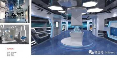 企业展厅设计材料的的选用原则