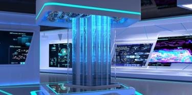 企业展厅设计前应该先确定好定位