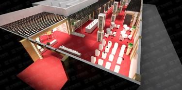 上海展臺搭建過程中考慮的3要素