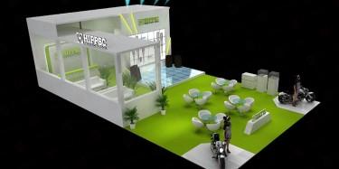 畢加上海展臺設計搭建公司告訴你如何保障展臺搭建進度(三)