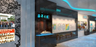 如何突出展厅搭建的理念设计思路呢?