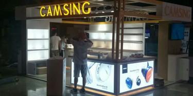 济南展台特装搭建公司\ 2019中国(济南)国际厨房卫浴展览会