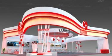 广州展台搭建公司如何让参展企业在展会脱颖而出
