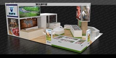 2018上海国际食品饮料及餐饮设备展览会找毕加展览搭建