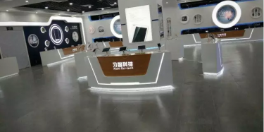 毕加展览成都分公司携手习智科技打造智能展厅