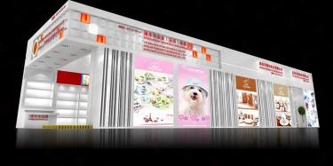 展览设计搭建如何将灯光效果用好?