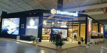 深圳展览搭建地面材料的选择重要